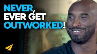 THIS is How You GET an INSANE WORK ETHIC!   Kobe Bryant   Top 10 Rules