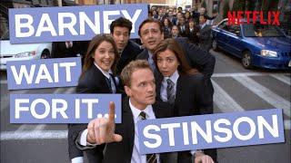 """All Of Barney's """"Wait For It""""'s in How I Met Your Mother"""