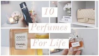 Ten Perfumes for LIFE | Updated | The Simple Chic Life