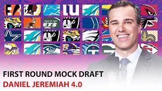 FINAL 2020 NFL Mock Draft with Trades Included!