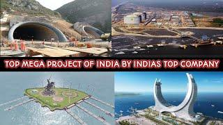 Top 35 Best Construction Project By Indias top 10 Companies in of Civil Engineering ||  in English
