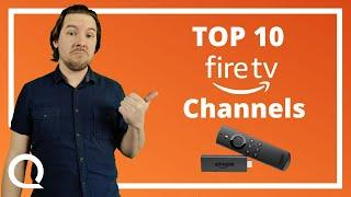 Top 10 FREE Fire Stick Channels in 2021 | Make Sure You've Got All of These