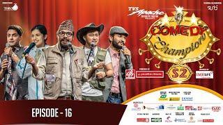 Comedy Champion Season 2 - TOP 9 Episode 16