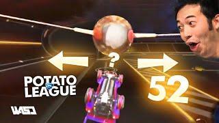 POTATO LEAGUE #52 | TRY NOT TO LAUGH Rocket League Funny Moments