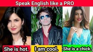 10 English words | Speak English like a PRO | Vocabulary | Learn English | Spoken English Speaking