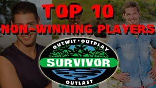 Survivor - Top 10 Non-Winning Players
