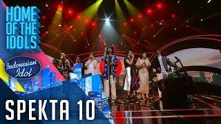 TOP 6 ft. FOURTWNTY - FANA MERAH JAMBU (Fourtwnty) - SPEKTA SHOW TOP 6 - Indonesian Idol 2020