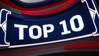 NBA Top 10 Plays Of The Night | August 19, 2020