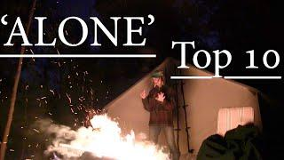Top 10 things I learned from being on ' ALONE ' on the History Channel