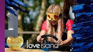 The Islanders get revved up in Girl Racers   Love Island Series 6