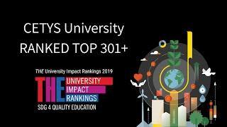 CETYS reconocido en el Ranking de Impacto de Times Higher Education