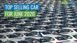 Top 10 selling cars in India for the month of June 2020