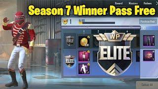 Pubg Mobile lite season 7 winner Pass Update Full Reward|Knox Gamer|