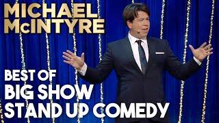 Michael McIntyre   Best of Big Show Stand Up Comedy