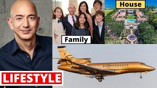 Jeff Bezos Lifestyle 2020, Income, Daughter, House, Cars, Family, Wife,Biography,Son,Salary&NetWorth