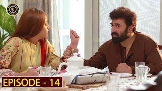 Mera Dil Mera Dushman Episode 14 | Alizeh Shah & Noman Sami | Top Pakistani Drama