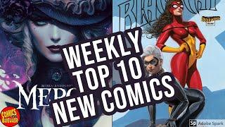 TOP 10 NEW KEY COMICS TO BUY FOR MARCH 4TH 2020 - NEW COMIC BOOKS & TRADE PAPER BACKS  MARVEL / DC