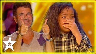Simon Cowell's GOLDEN BUZZER on Britain's Got Talent 2020! | Kids Got Talent