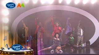 Top 2 Reveal: Group Performance – '24K Magic' – Nigerian Idol | Africa Magic | S6 |E15