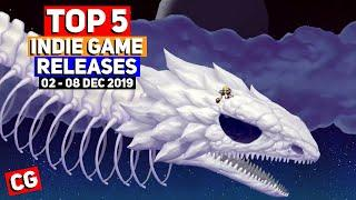 Top 5 BEST NEW Indie Game Releases: 02 - 08 Dec 2019 (Upcoming Indie Games) | Phoenix Point & more