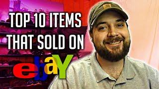Top 10 Items That Sold On eBay 2020 (Bolo List)