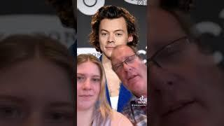 Elon Musk or Harry Styles?  What is this guy thinking!