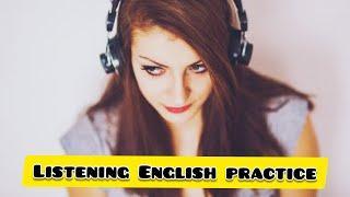 Listening English practice audio story | ♪ mp3 english story