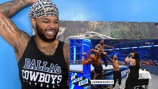 WWE Top 10 Friday Night SmackDown moments: Jan. 31, 2020   Reaction