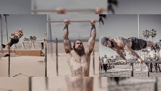 """Chris Luera """"Tatted Strength"""" INSANE MONSTER of Street workout 