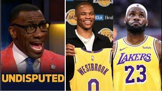 UNDISPUTED | Shannon react to Russell Westbrook only listed as NBA's 10th best PG in new rankings