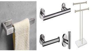 Best nickel hand towel holder | Top 10 | nickel hand towel holder For 2021 | Top Rated nickel hand
