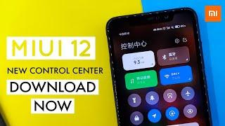 Miui 12 First Look And Hand On | Top 10 Features | New System Ui
