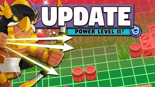 Power Level 11? | Update Predictions in Brawl Stars