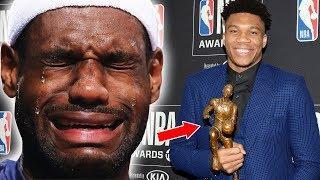 Why Giannis Antetokounmpo Will Win The MVP Award! (2020)