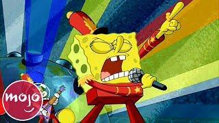 Top 10 Greatest SpongeBob SquarePants Songs