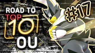 Pokemon Showdown Road to Top Ten: Pokemon Sword & Shield OU w/ PokeaimMD #17