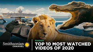Top 10 Most Watched Videos Of 2020