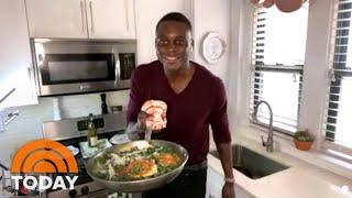 Chef Rōze Traore Makes Easy Chicken Dijon | TODAY