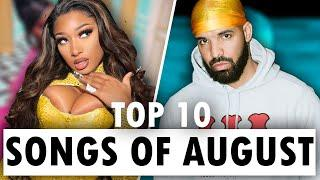 TOP 10 RAP SONGS OF THE MONTH (AUGUST 2020)