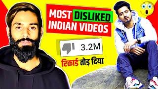 Top 10 Most Disliked Videos