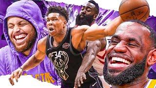 The Most FUNNY Bloopers and Moments of the 2020 NBA Season !