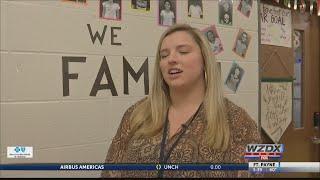 Mrs. Caitlyn Blankenship Wins Valley's Top Teacher