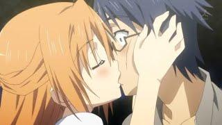 Top 10 Harem/Ecchi Anime Where All Girls Are Obsessed With One Guy