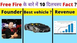 Free Fire के बारे में 10 दिलचस्प Fact | Top 10 Fact about Free Fire
