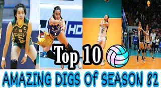 Top 10 Amazing Digs Of UAAP Season 82