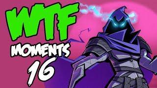 Valorant WTF Moments 16 | Highlights & Funny Fails (ScreaM, jasonR, Anomaly)