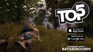 [ANDROID/IOS] TOP 5 BATTLE GROUND GAME FOR ANDROID/IOS 2020 | ANDROID GAMES 2020
