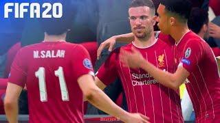 FIFA 20 - Top 5 Goals of the Month: November 2019