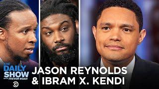 """Jason Reynolds & Ibram X. Kendi - """"Stamped"""" and the Story of Racism in the U.S. 