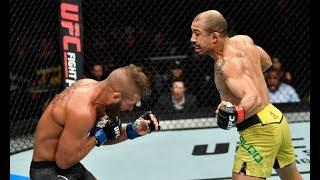 Top Finishes: Jose Aldo